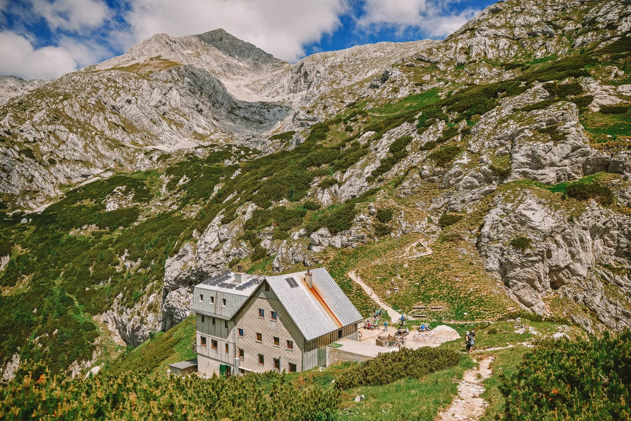 Kamnik Saddle, Slovenia