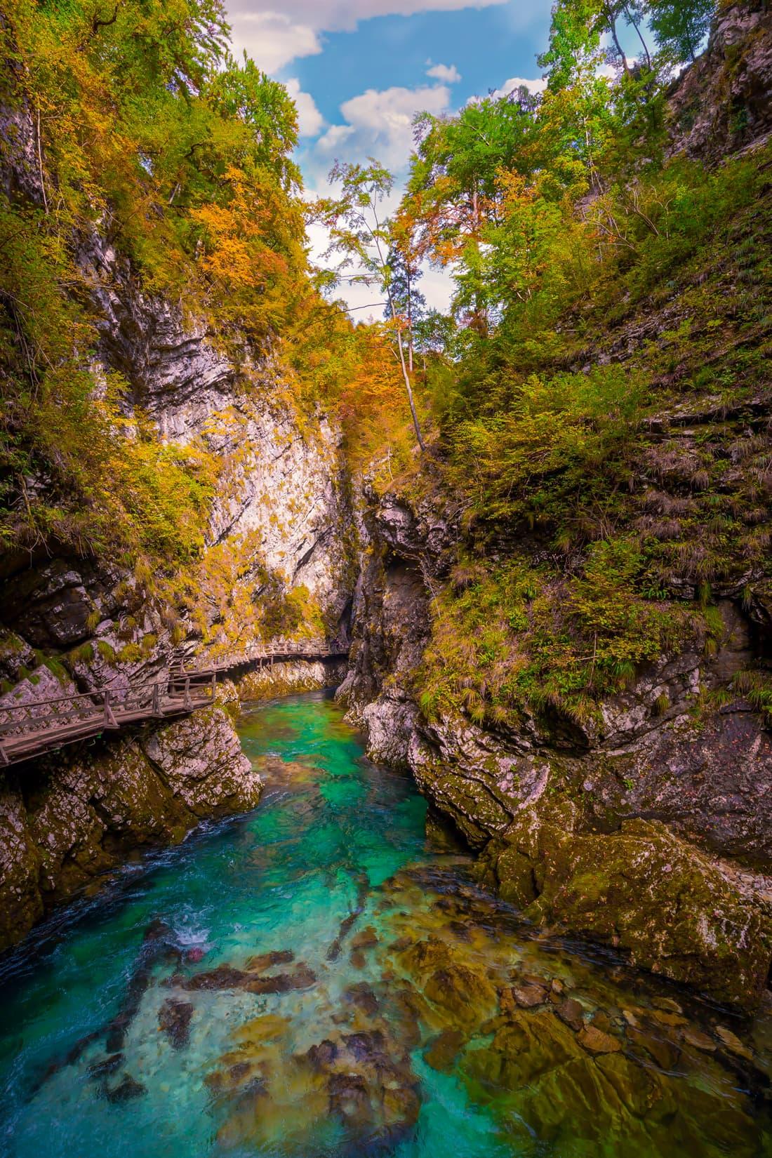Juliana Trail, Slovenia