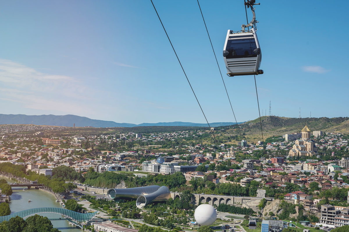 How to Become a Digital Nomad in Tbilisi: The Complete Guide