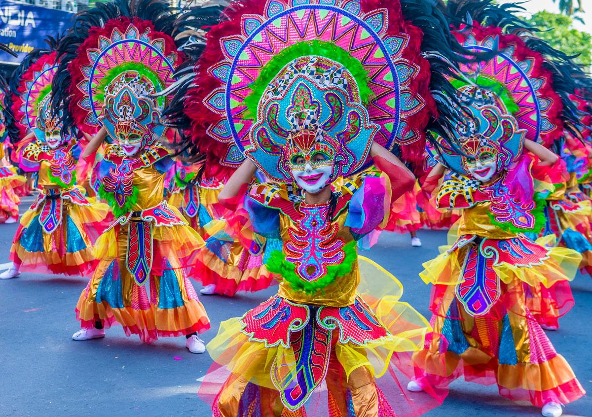 MassKara festival, Bacalod