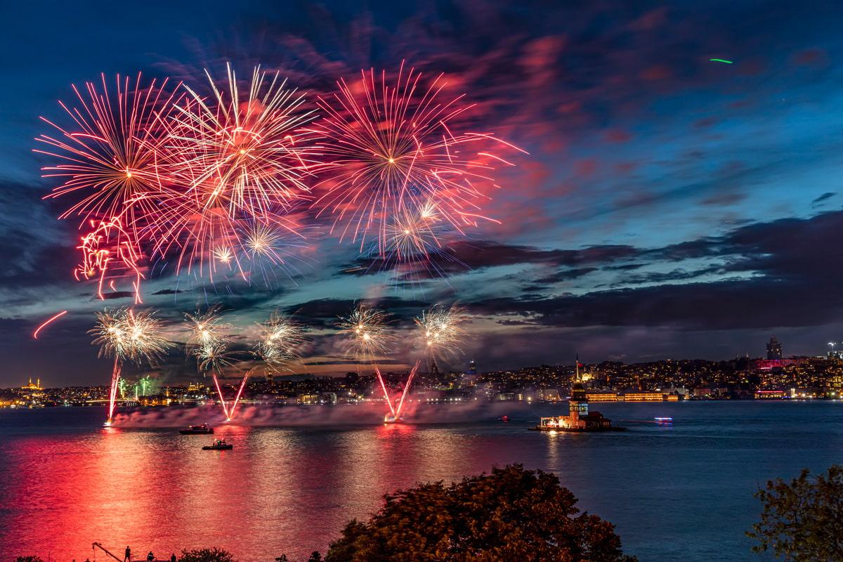 Republic Day, Istanbul