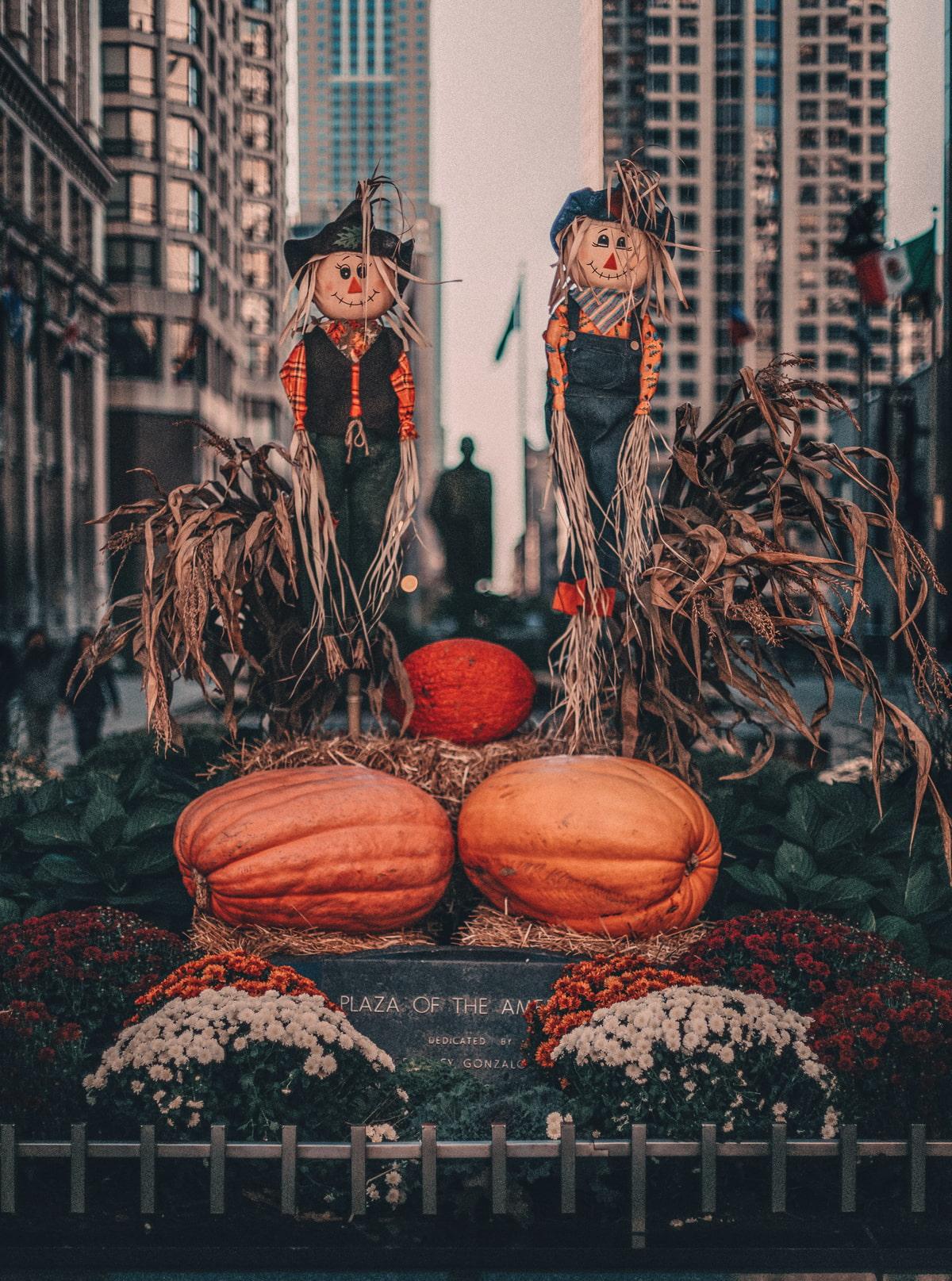 Halloween in Chicago