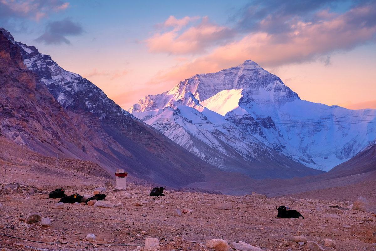 Tibetan plateau