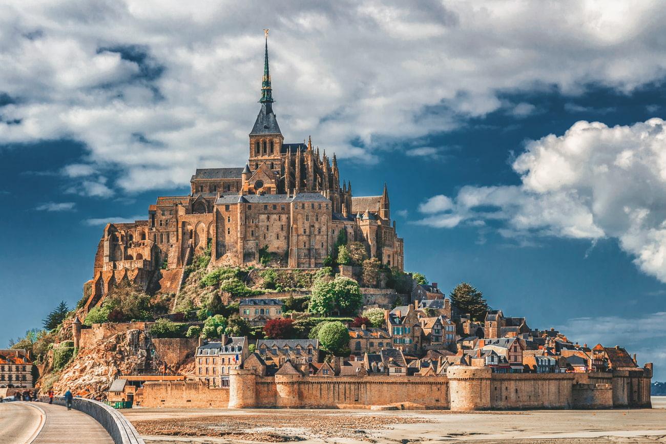 Mont-Saint-Michel Abbey