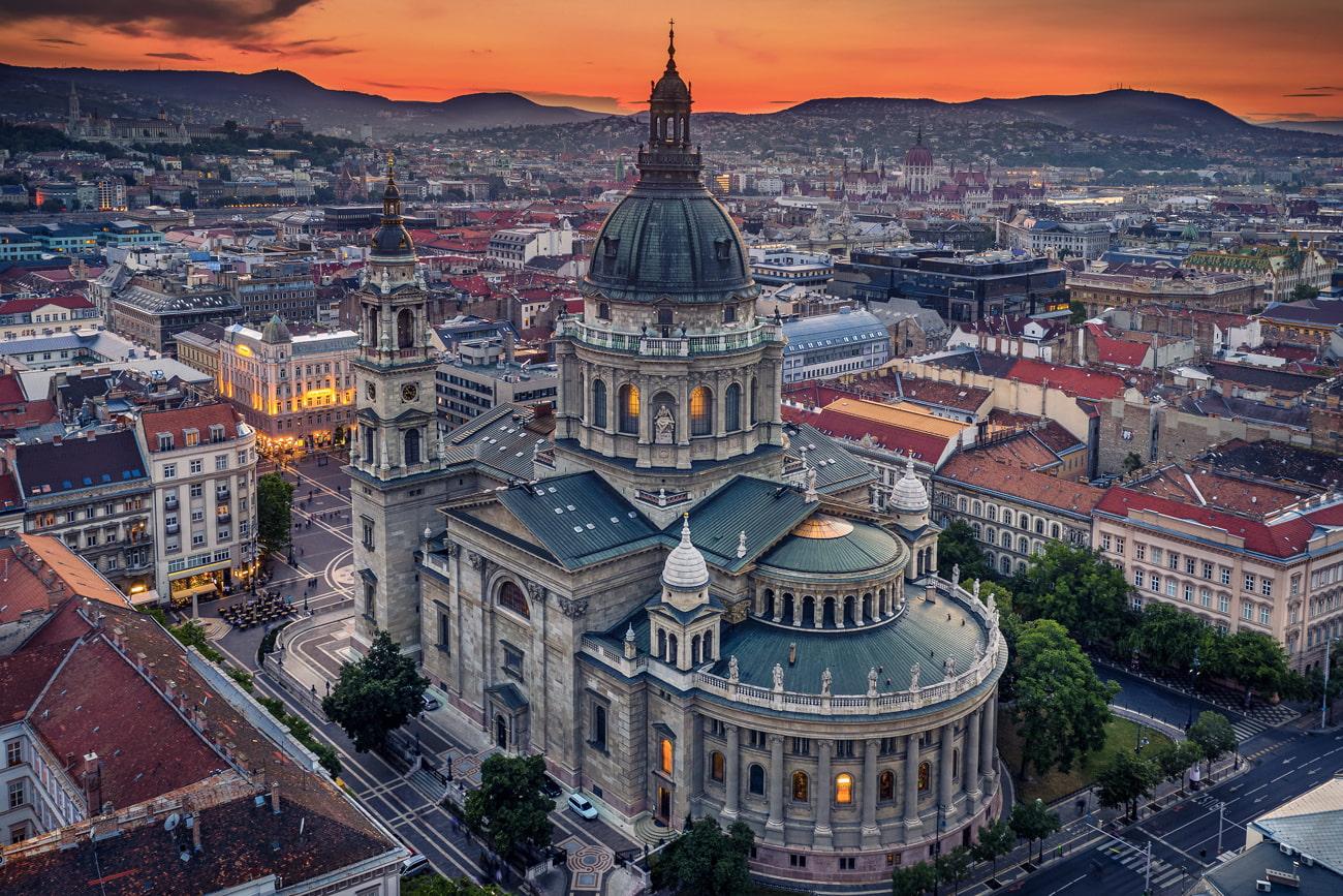 St. Stephen's Basilica, Budapest
