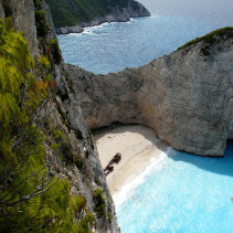 Zakynthos: The Spectacular Navagio Beach